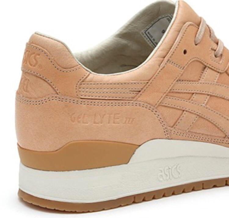 Asics Gel Lyte III Natural Leather (4)