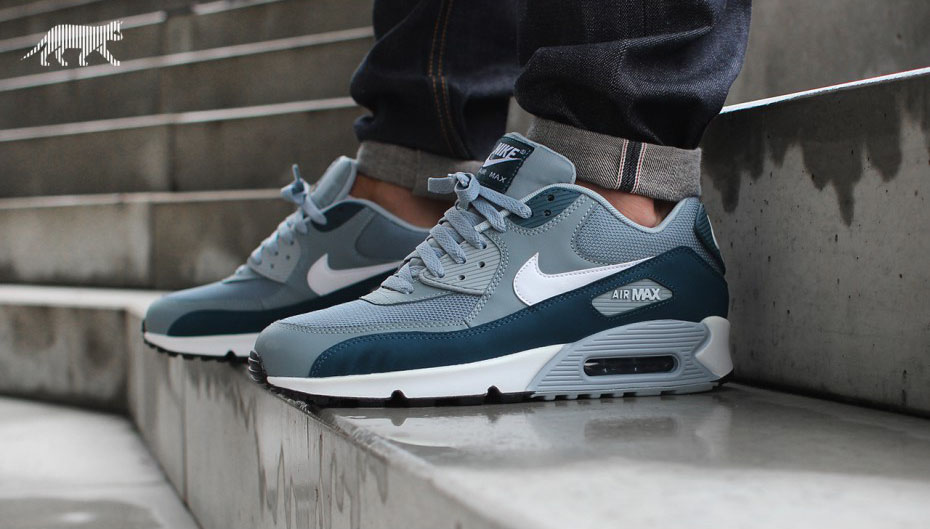 Nike Air Max 90 Essential Aviator Grey (5)