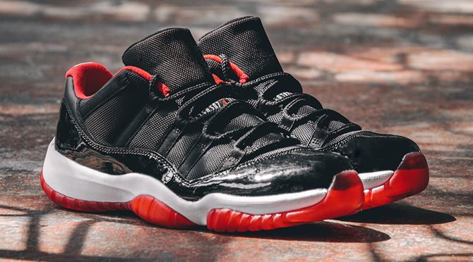 The Air Jordan 11 Low That Collectors Have Been Waiting For  f2438aedc3fd