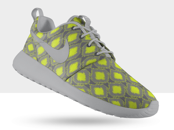 19159f91a15 Head on over to NIKEiD to create your own graphic-covered Roshe Run iD.