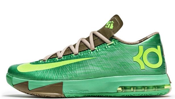 Nike KD 6 Bamboo