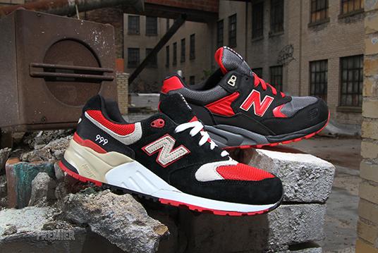 new balance 999 elite edition black