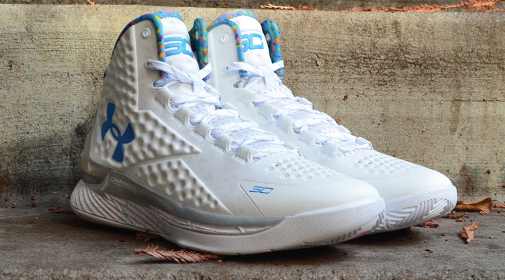 08cdc3ba738 Here s How to Win a Free Pair of  Splash Party  Under Armour Curry ...