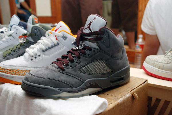 25 air jordan 5 samples that never released sole collector