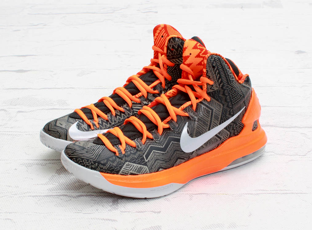 Nike Zoom KD V Black History Month - New Images and ...