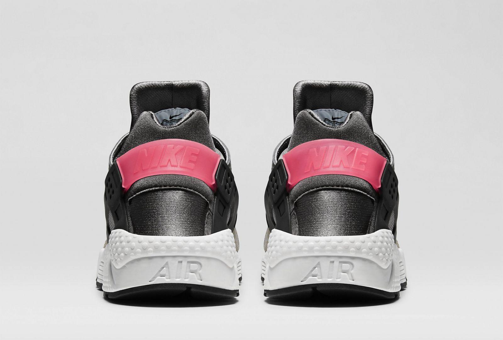 the best attitude 4046e a5a19 Nike Air Huarache Run Release Date: 11/26/14. Color: Cool Grey/Black-Medium  Ash-Hyper Punch Style #: 704830-062. Price: $110