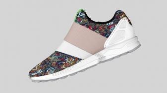 premium selection 38045 779f0 Mens Shoes adidas Originals Mens ZX Flux Slip On White   Core