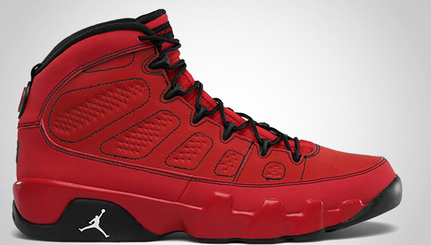 Air Jordan Retro 9 302370-645 Challenge Red White-Black  160.00 791cf792a