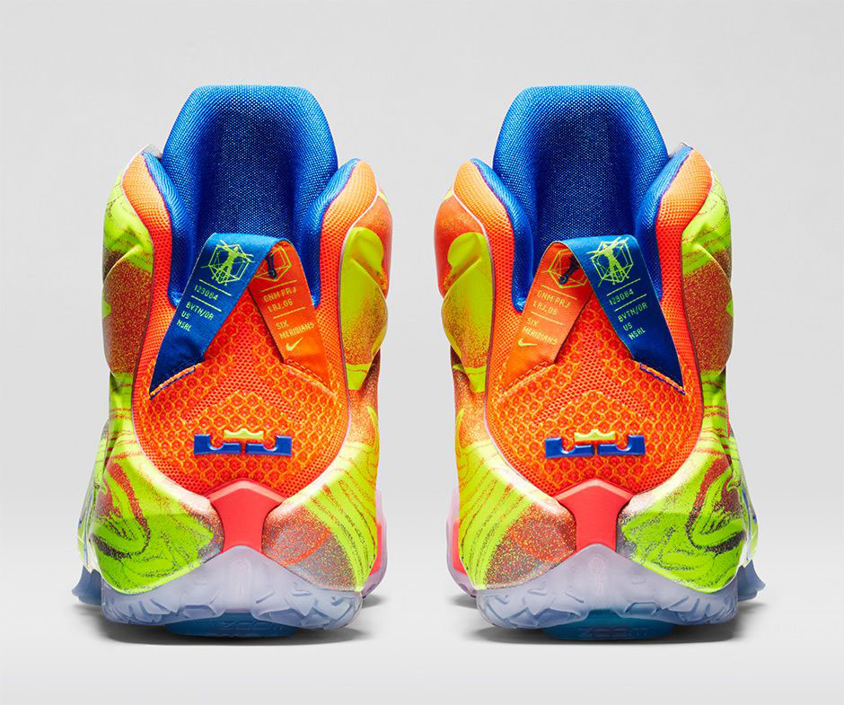 Nike LeBron XII 12 Six Meridians Release Date (6)