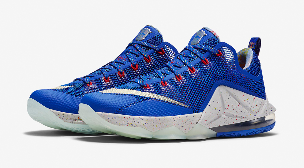 Nike Lebron 12 Low Philippines World Tour