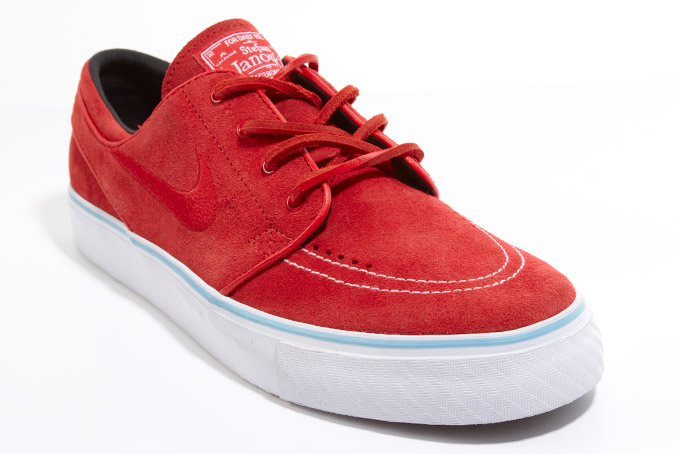 tania wyprzedaż informacje o wersji na wylot online Nike SB Zoom Stefan Janoski - Sport Red | Sole Collector