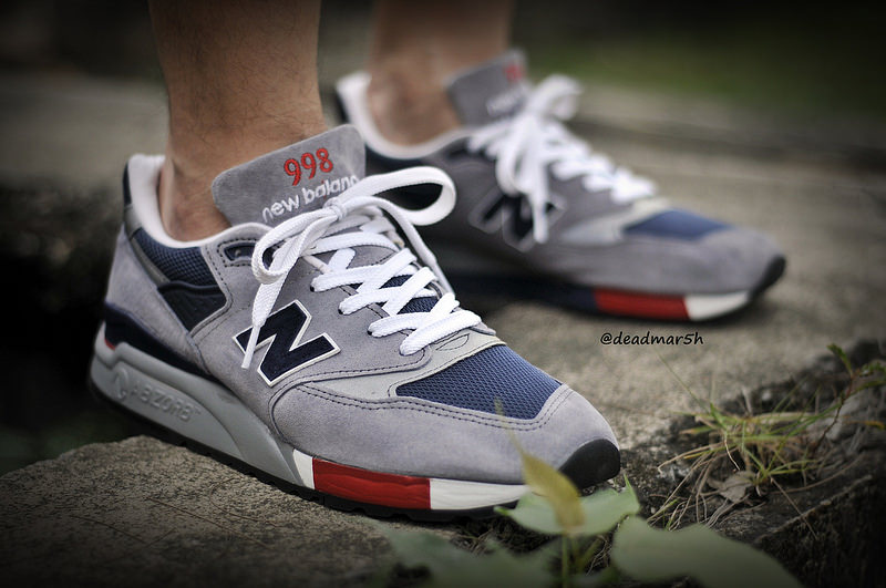 New Balance Made in USA 998