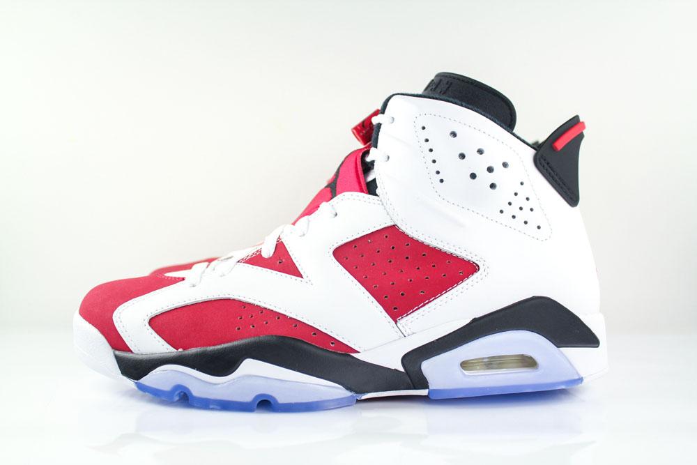 Air Jordan VI 6 Carmine 384664-160 Release Date (2)