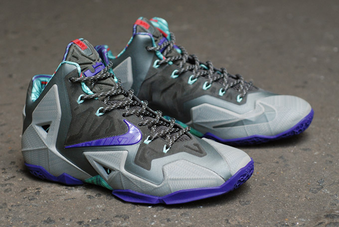Nike LeBron 11 Terracotta Warrior colorway