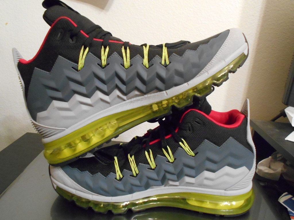 meet 428e8 1103b The Nike Air Max 95 Almost Went Mid In 2014