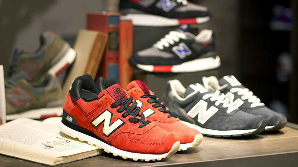 New Balance Reveals Great American Novels Collection at Archives Event (20)