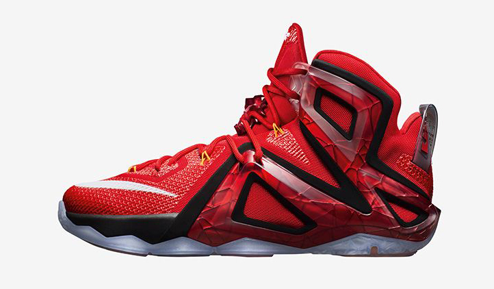 be1993dc578 Nike LeBron 12 Elite