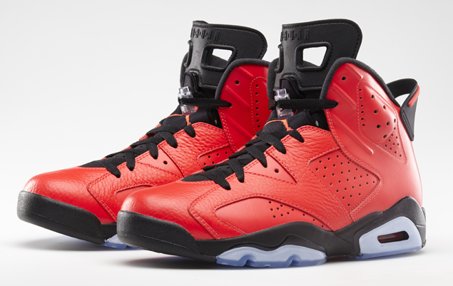 sandales timberland femme - An Official Look at the Air Jordan 6 Retro 'Infrared 23' | Sole ...