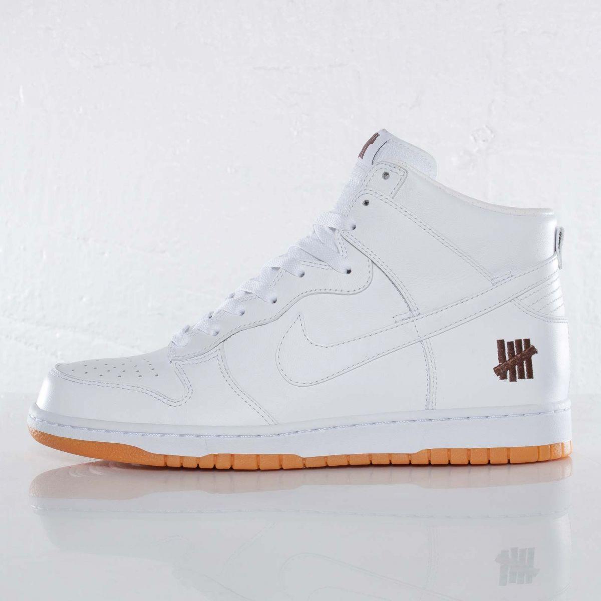 Undefeated x Nike Dunk Hi PRM -