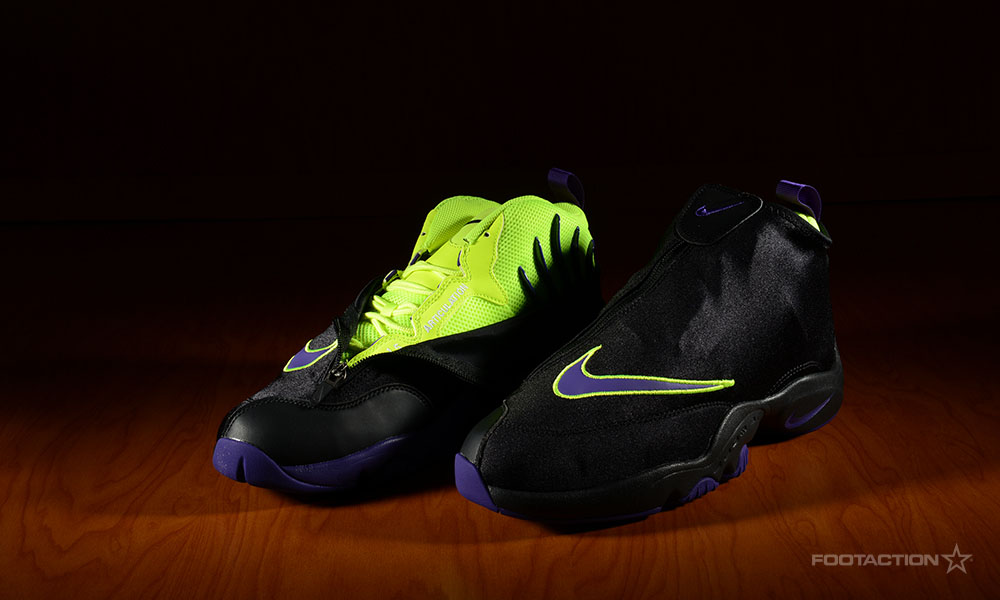 Nike Air Zoom Flight The Glove 'Lakers' Sole Collector  Sole Collector