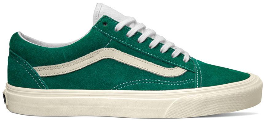 Vans Green Old Skool