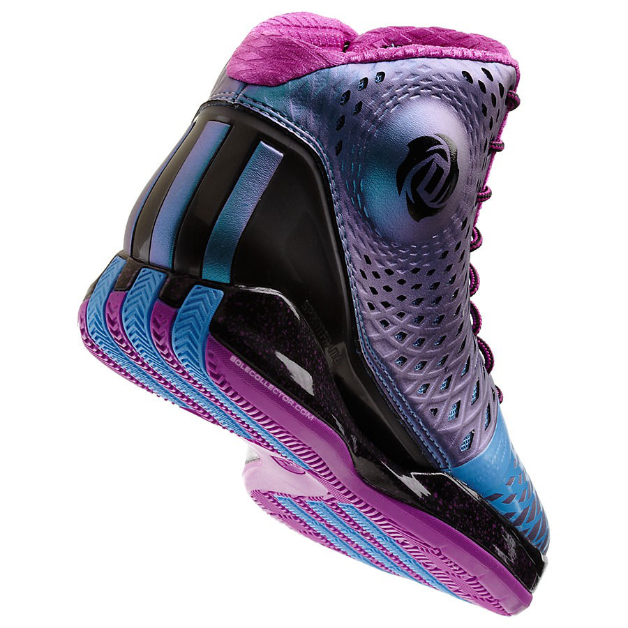 adidas Rose 3.5 - Joy Blue/Black-Pink | Sole Collector