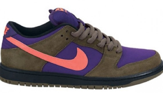 outlet boutique big sale incredible prices Nike SB Dunk Low - Brown/Purple-Pink | Sole Collector