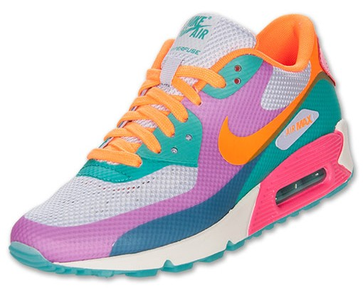 Nike WMNS Air Max 90 Hyperfuse - Multi-color   Sole Collector