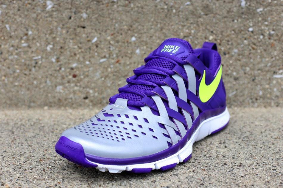 nike free trainer 5.0 court purple nike