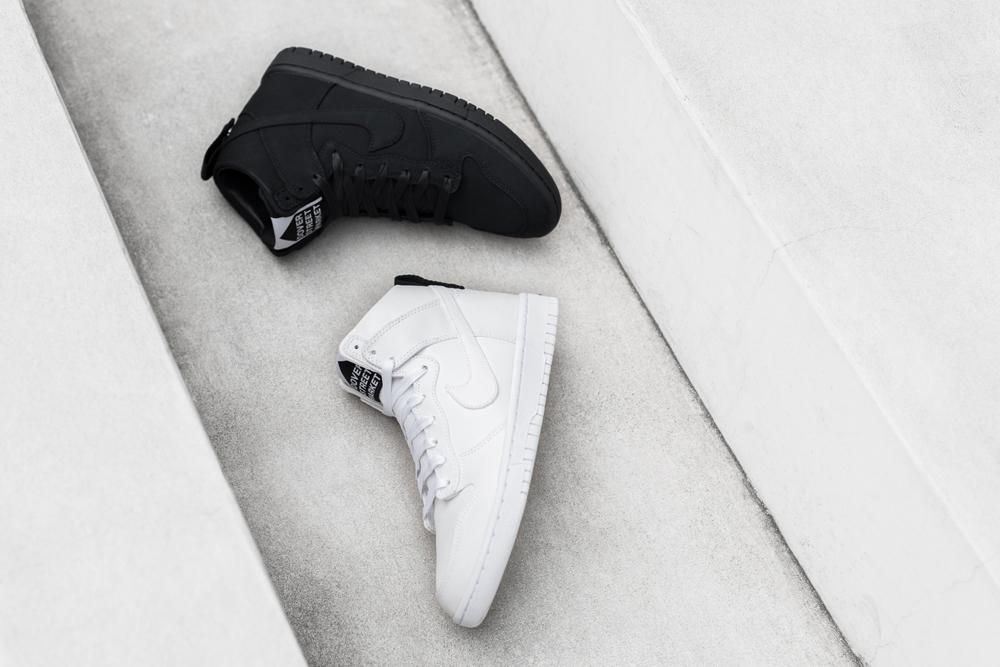 869aa586c1bd DSM Waterproofs the Nike Dunk High