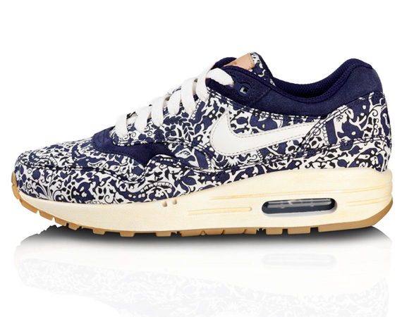 new product 632af ab70b ... where can i buy the nike sportswear x liberty air max 1 drops at select  nike