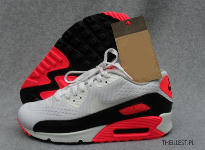 innovative design 4844d edd46 Nike Air Max 90 EM - Infrared - New Images