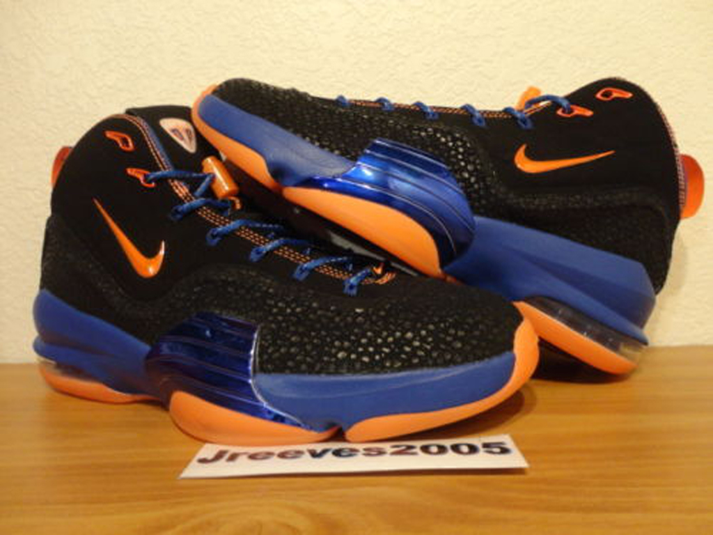 separation shoes c80dc 6fd7a Knicks Colors Come to the Nike Air Pippen 6