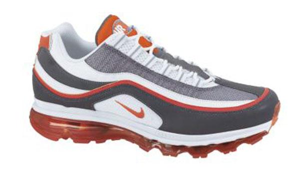 air max 24 7 orange and grey