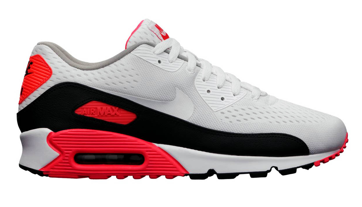 Nike Air Max 90 Engineered Mesh Infrared | Sole Collector