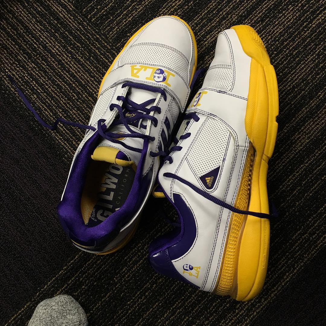 Adidas Nick Young Shoes