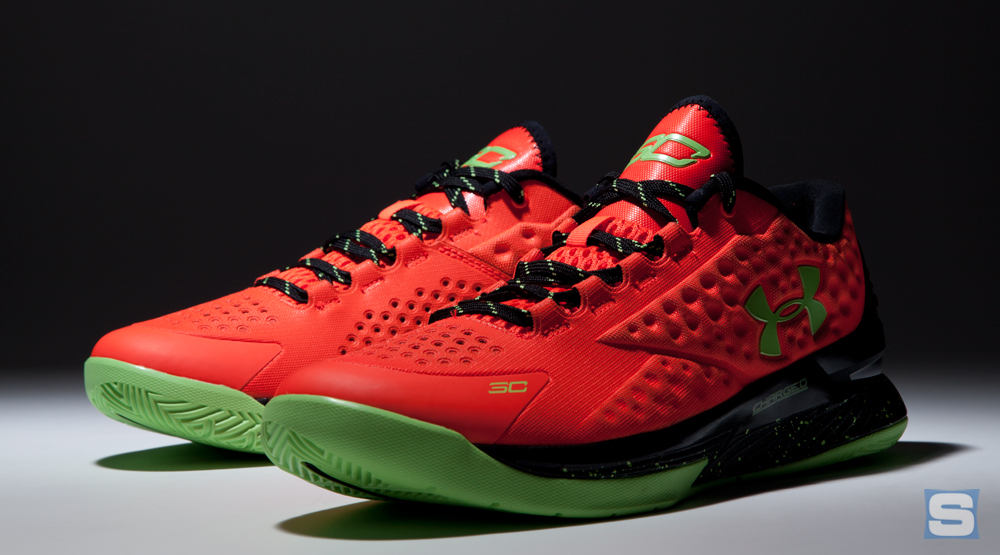 Release Date  Under Armour Curry One Low  Bolt Orange   33f1ca46a0fd