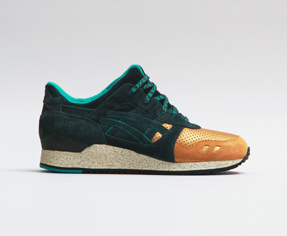 Release Reminder: Concepts x Asics Gel Lyte III 'Three Lies
