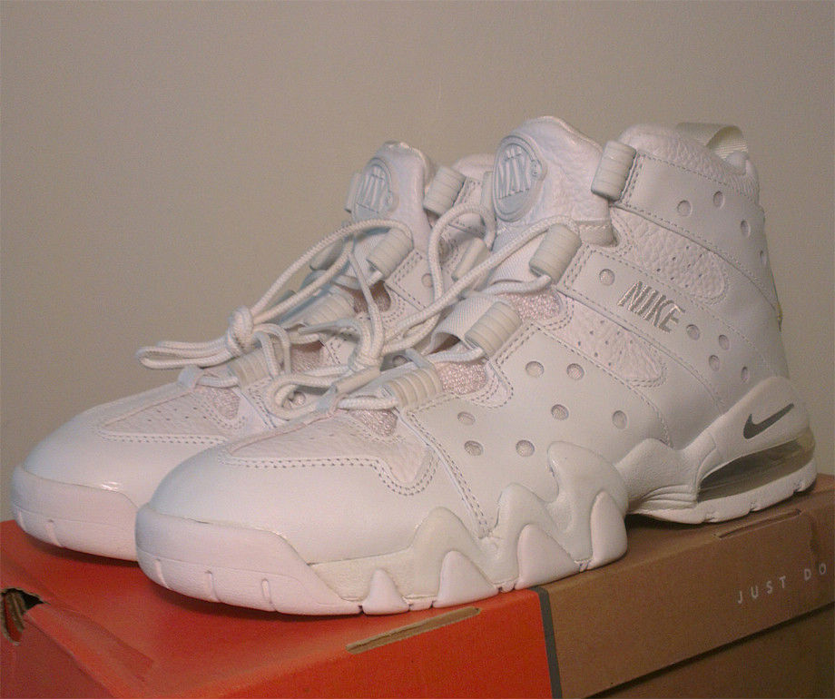 Spotlight // Pickups of the Week 7.21.13 - Nike Air Max2 CB '94 White by MegaScience