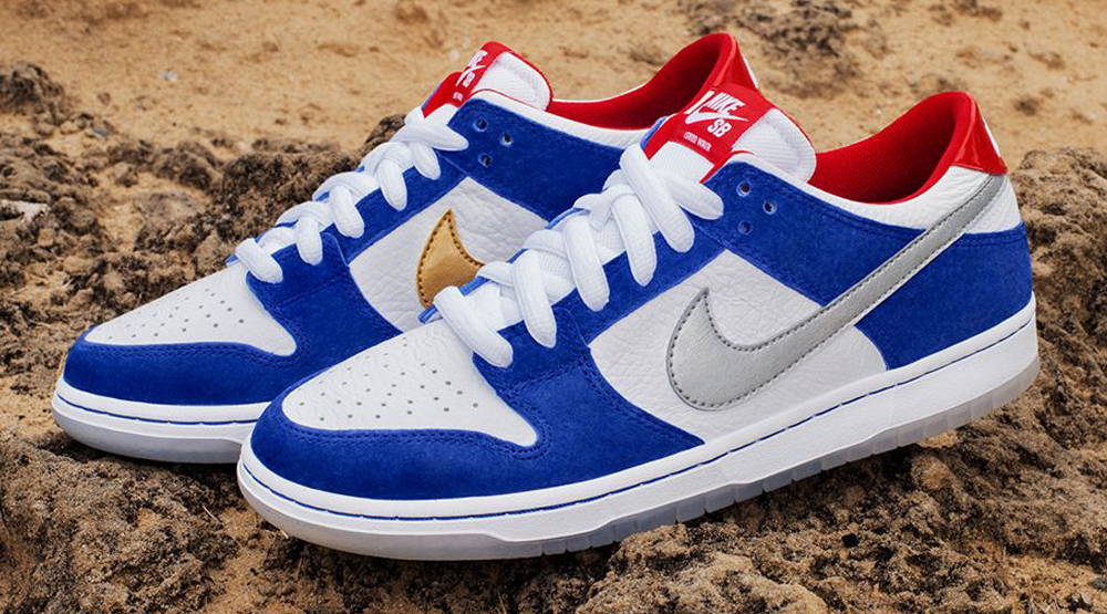 Nike Made Shoes Inspired by Ishod Wair