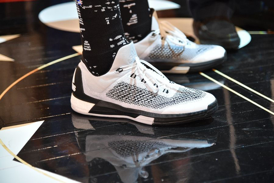 5637ba5e33e4 SoleWatch  Every Sneaker Worn in the 2015 NBA Rising Stars Challenge ...