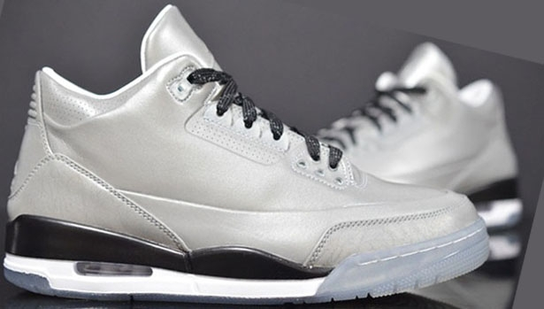 Air Jordan 5Lab3 Reflect Silver/Reflect Silver-Black-White