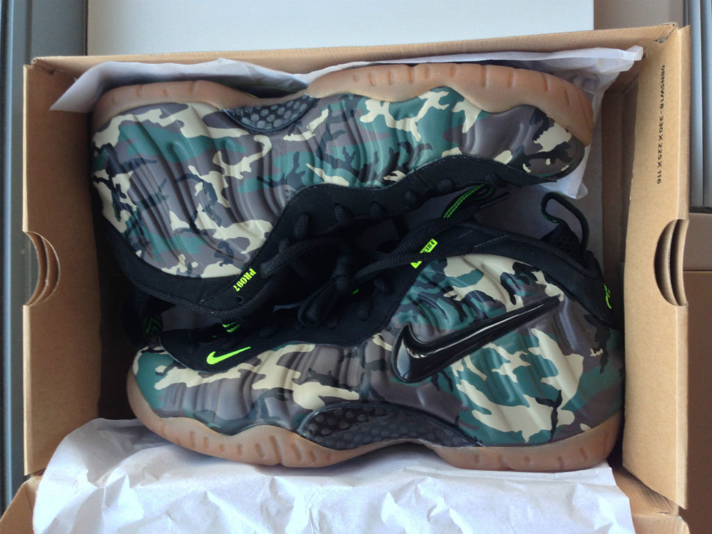 Nike Air Foamposite One - Army Camo (7)