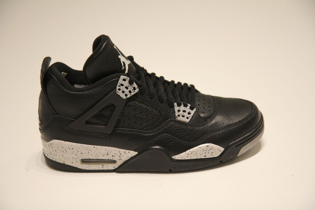 Air Jordan IV 4 Retro Oreo 2015 (1)
