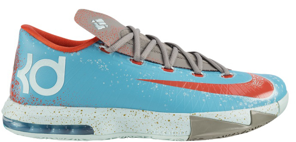 separation shoes 3a34f 7e14f Nike KD VI  The Definitive Guide to Colorways   Sole Collector
