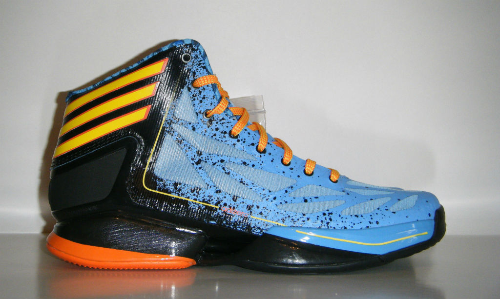 Adidas AdiZero Crazy Light 2 Graffiti (1)