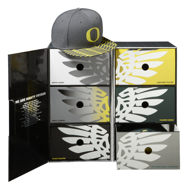 Nike Oregon Ducks Limited Edition Hat Box Launching Tomorrow (1)