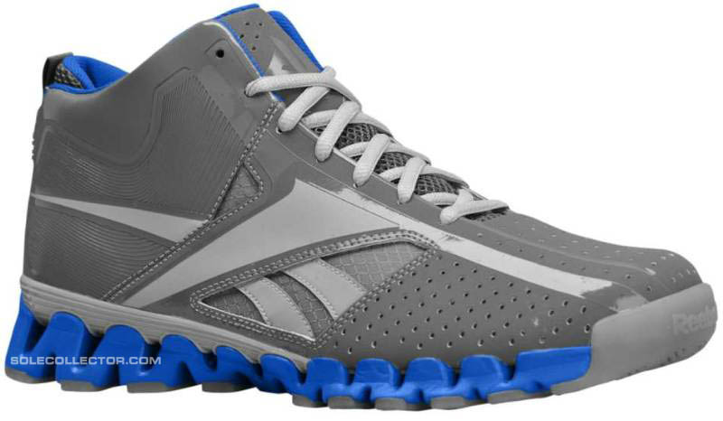 Reebok Zig Encore John Wall Grey Blue J89758 ... d8526596d