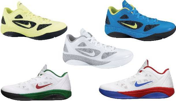 0a4223209fa Nike Zoom Hyperfuse 2011 Low - July 2011 Lineup