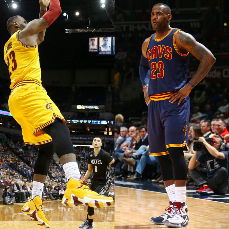 #SoleWatch NBA Power Ranking for January 10: LeBron James